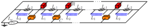 Topologically-enforced bifurcations in superconducting circuits